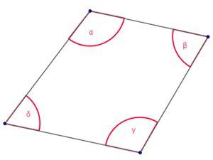 somma degli angoli interni di un quadrilatero matematicamedie somma angoli interni di un quadrilatero