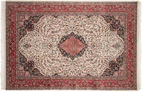 6 by 9 rug 6 215 9 tabriz ivory rug 036062 carpets by dilmaghani