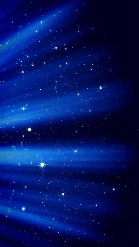 star lit sky blue wallpapers blue streaks blue aesthetic