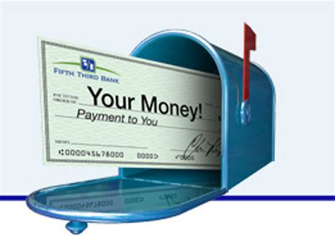 checks by mail free check in mail deposit with app says