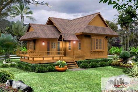 membangun rumah sederhana