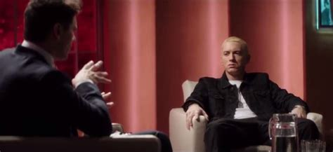 is eminem i m the interview film eminem cameo in the interview movie video hiphop n more