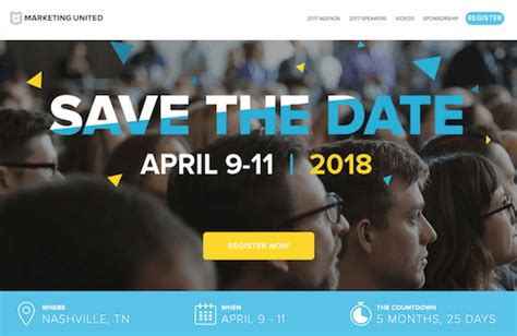 Unmarketing Limited the 50 best digital marketing conferences to attend 2018