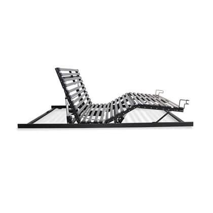 freestyle adjustable bed base platform steel comfort base
