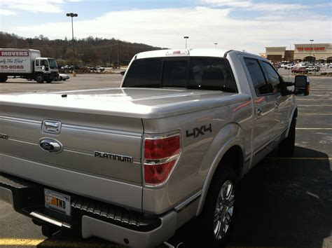 Hard Painted Tonneau Cover by UnderCover   Rivetville
