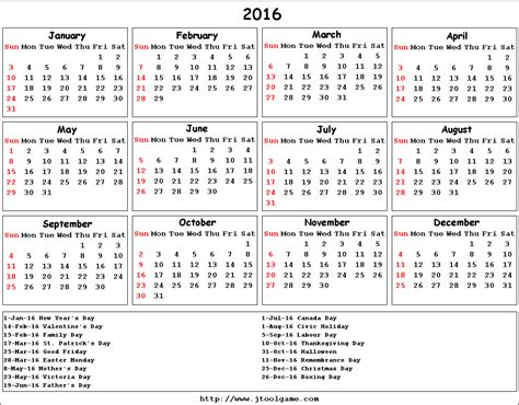 printable diary pages 2016 holiday calendar 2016 printable one page calendar