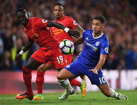chelsea vs liverpool eden hazard in chelsea v liverpool premier league zimbio