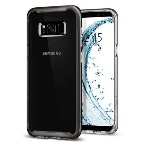 Spigen Neo Hybrid Samsung Galaxy S8 Gunmetal spigen 174 neo hybrid crystal 565cs21602 samsung galaxy s8