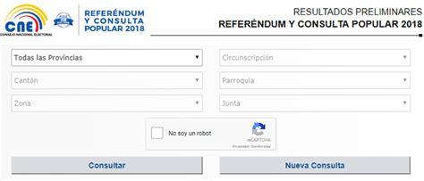 preguntas del si o no ecuador preguntas consulta popular ecuador 2018 cne