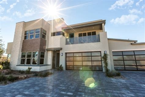 nevada home design new contemporary home designs debut at pardee s meridian
