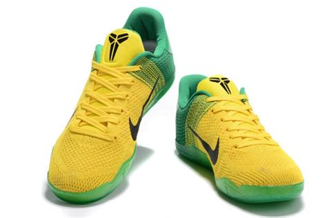 Mens Nike Black Oregon Ducks 2016 Elite Basketball Dri Fit Top green yellow mens nike 11 shoes