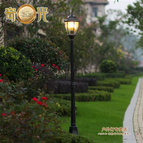 Residential Outdoor Light Poles European Residential Lawn L Lighting Outdoor Garden Lights High Pole Works Light