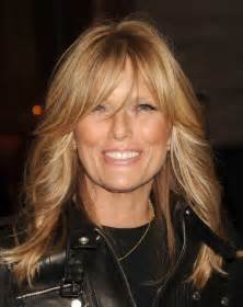 god cuts for hair no bangs patti hansen layered cut patti hansen looks stylebistro