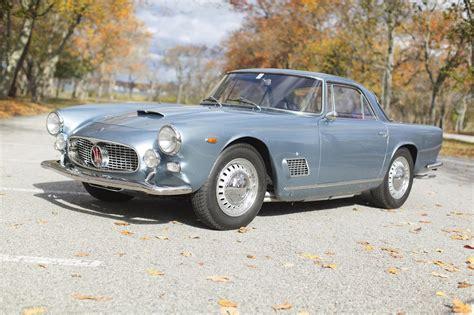 Maserati 3500 Gti by 1961 Maserati 3500 Gti Gallery Supercars Net
