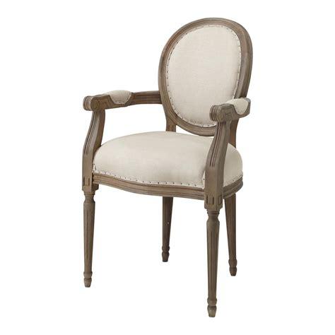 cabriolet fauteuil fauteuil cabriolet beige louis maisons du monde
