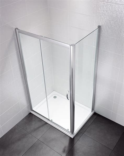 Shower Door Supplies April Identiti2 1000mm Sliding Shower Door Ap9477s