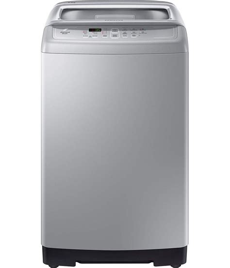 samsung 6 2 kg fully automatic top load washing machine grey wa62m4100hy tl best price in india