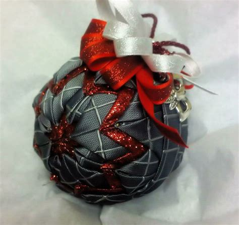 fifty shades christmas tree ornaments 1761 best images about quilted ornaments on