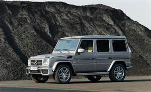 2013 Mercedes G63 Amg Car And Driver