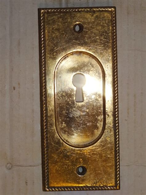 Pocket Door Knob by Robinson S Antiques Antique Hardware Pocket Door Hardware