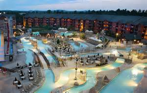 at the dells water parks submited images