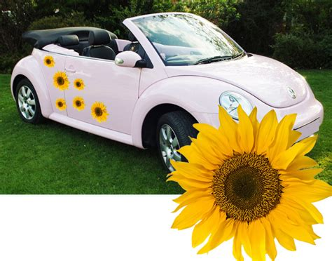 girly car brands girly car flower graphics stickers vinyl decals 7 ebay