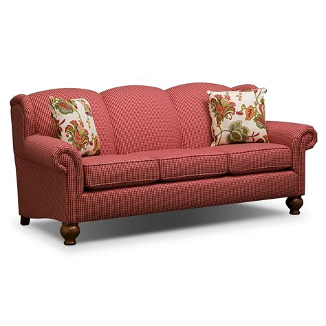 value city furniture sofa living room furniture charlotte sofa