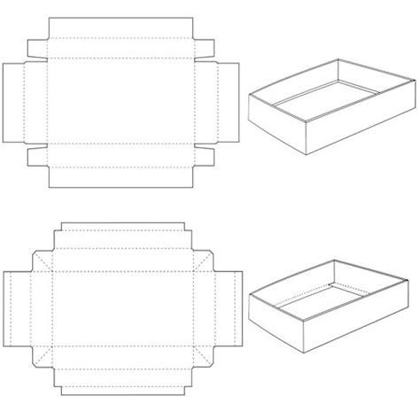 october  corrugated  folding carton box templates