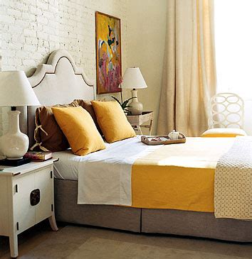 bedroom magazine white and yellow bedroom domino magazine this bedroom