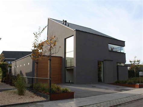 Container Garage Preis 736 by Woonhuis Te Bingelrade Moderne Woning Hellend Dak