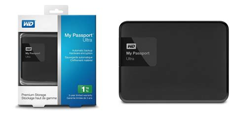 Premium Quality Hardisk External Wd My Passport Ultra 2 5 2tb Usb 3 0 grab the wd my passport ultra 1tb portable drive for 48 3tb toshiba portable for 80