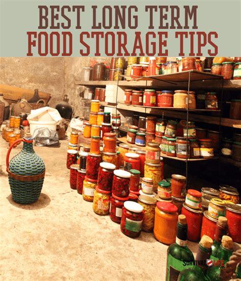 Best Shelf Food by Food Storage Tips Survival