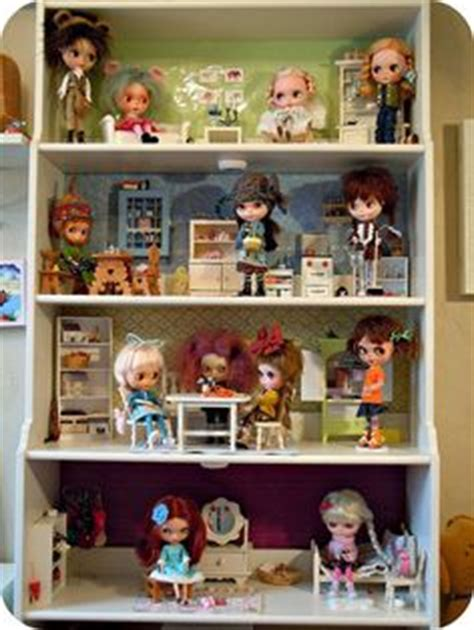 blythe doll house dollhouses scenes on pinterest dollhouses miniature and doll houses