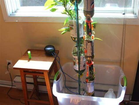Small Home Hydroponic Systems 3d Printed Hydroponics To Grow Vegetables Or Marijuana
