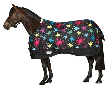 Traditional Rug Uk by Weatherbeeta Original 600d Pony Medium Weight Turnout Rug