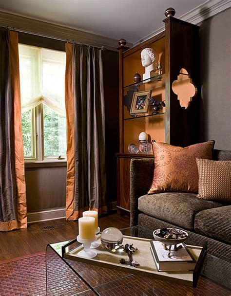 back to 8 ways to fall into autumn with rich rust colored home decor