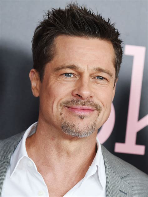 Brad Pitt Linked To 21 Year Old Actress Who Played A Brad Pitt
