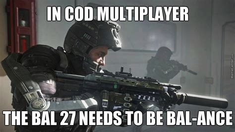 Meme Opinion - my opinion on cod aw multiplayer by deviltrigger4425