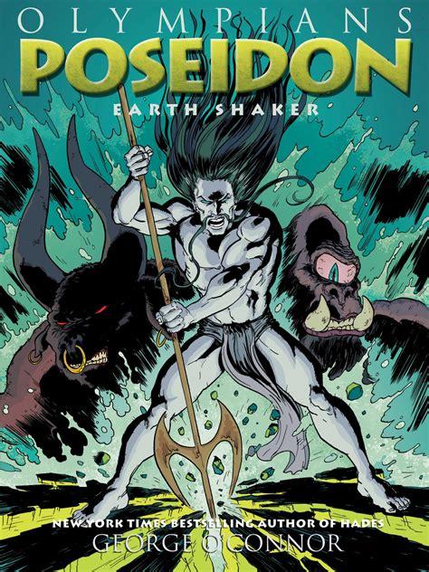olympian challenger volume 1 books anniceris comics the olympians vol 5 poseidon earth
