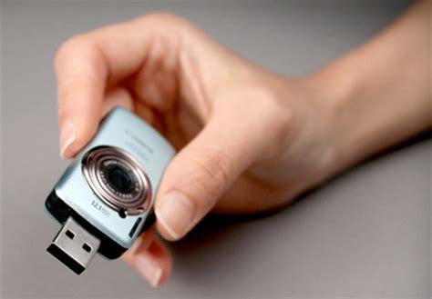 get creativity: camera inspired usb flash drives