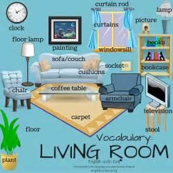 Is Livingroom One Word Vocab Living Room 1 Esl Beginners
