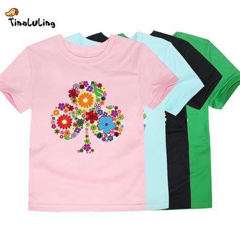 T Shirt Flume 01 tinoluling 2018 summer flower tree t shirt boys