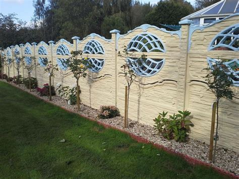 decorative panel fence wall fence panels appliance homesfeed