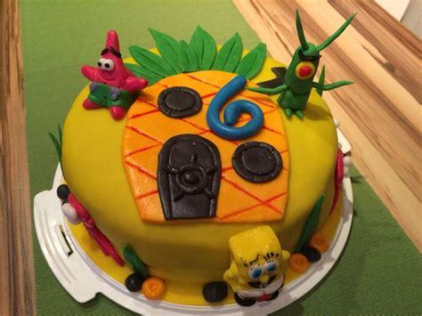 schwammkopf kuchen die besten 25 spongebob torte ideen auf torte