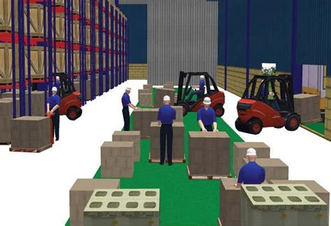 class warehouse layout and simulation cirrus logistics releases 11th generation of its world