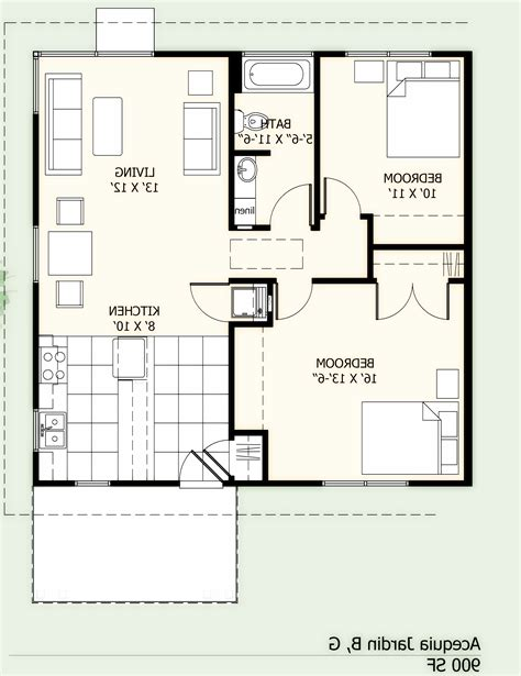 sq footage 800 sq ft house plans with loft