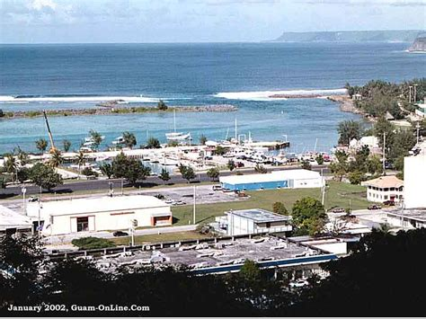 agana boat basin guam gallery the us pacific island territory of guam