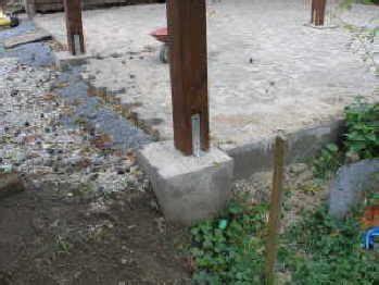 carport fundament fundament carport cool carports abstellraum carport in in