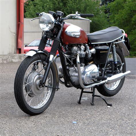 Kaos Classic Bikers Motor Klasik Triumph 6 Original Gildan triumph triumph bonneville usa moto zombdrive