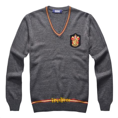 Sweater Jaket Harrypotter harry potter costume sweater vest sweater jacket